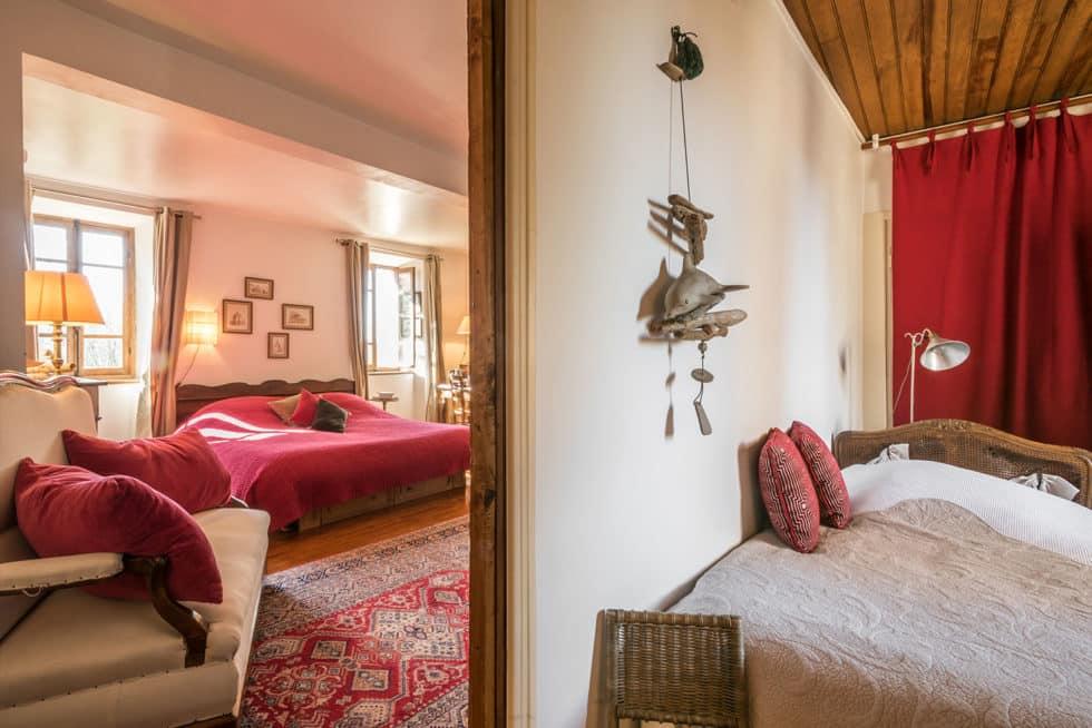 Suite Bambou - Chambre