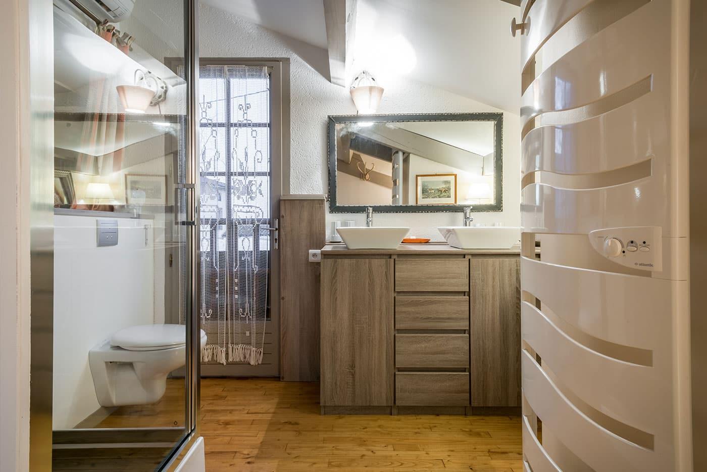 Chambre Morgan Salle de bain